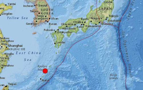 Trong một ngày, Nhật Bản hứng chịu 2 trận động đất - Ảnh 1