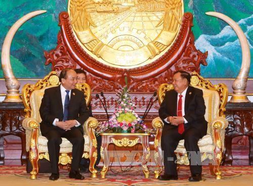 Việt Nam luôn dành ưu tiên cao nhất cho mối quan hệ Việt Nam-Lào - Ảnh 2
