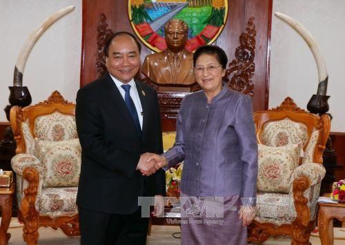 Việt Nam luôn dành ưu tiên cao nhất cho mối quan hệ Việt Nam-Lào - Ảnh 3