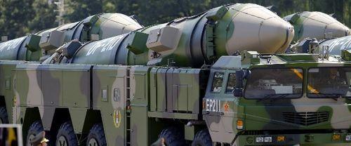 Trung Quốc bất ngờ động viên quân dự bị tên lửa nhập ngũ - Ảnh 1