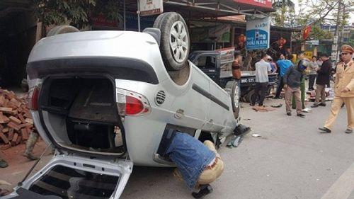Tin tai nạn giao thông mới nhất ngày 1/3 - Ảnh 2