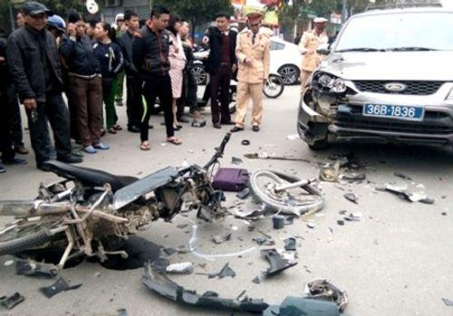Tin tai nạn giao thông mới nhất ngày 2/3 - Ảnh 3