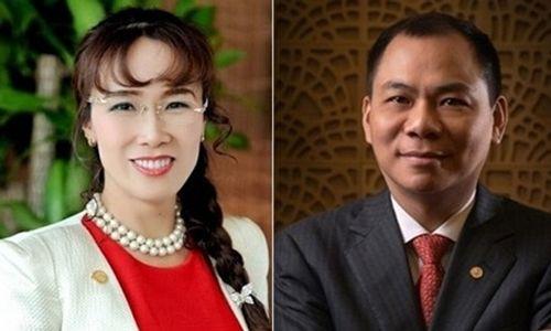 Hai tỷ phú Việt lọt danh sách những người giàu nhất thế giới năm 2017 - Ảnh 1