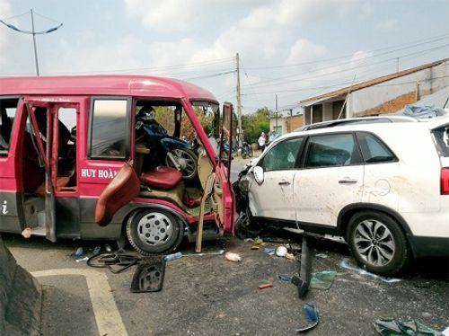 Tin tai nạn giao thông mới nhất ngày 6/3 - Ảnh 1