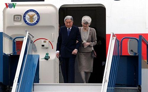Toàn cảnh chuyến thăm Việt Nam của Nhà vua và Hoàng hậu Nhật Bản - Ảnh 1