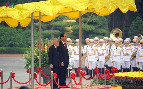 Toàn cảnh chuyến thăm Việt Nam của Nhà vua và Hoàng hậu Nhật Bản - Ảnh 2