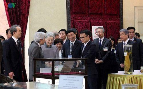Toàn cảnh chuyến thăm Việt Nam của Nhà vua và Hoàng hậu Nhật Bản - Ảnh 11