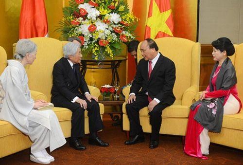 Toàn cảnh chuyến thăm Việt Nam của Nhà vua và Hoàng hậu Nhật Bản - Ảnh 12
