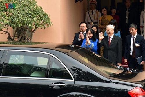 Toàn cảnh chuyến thăm Việt Nam của Nhà vua và Hoàng hậu Nhật Bản - Ảnh 15
