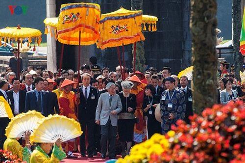 Toàn cảnh chuyến thăm Việt Nam của Nhà vua và Hoàng hậu Nhật Bản - Ảnh 18