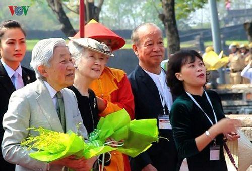 Toàn cảnh chuyến thăm Việt Nam của Nhà vua và Hoàng hậu Nhật Bản - Ảnh 19