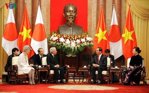 Toàn cảnh chuyến thăm Việt Nam của Nhà vua và Hoàng hậu Nhật Bản - Ảnh 3