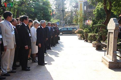 Toàn cảnh chuyến thăm Việt Nam của Nhà vua và Hoàng hậu Nhật Bản - Ảnh 21
