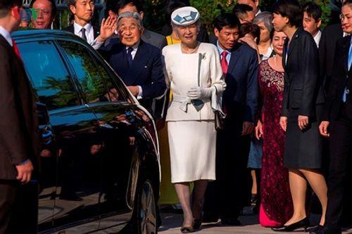 Toàn cảnh chuyến thăm Việt Nam của Nhà vua và Hoàng hậu Nhật Bản - Ảnh 22