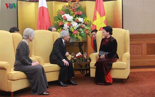 Toàn cảnh chuyến thăm Việt Nam của Nhà vua và Hoàng hậu Nhật Bản - Ảnh 6
