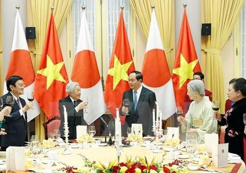 Toàn cảnh chuyến thăm Việt Nam của Nhà vua và Hoàng hậu Nhật Bản - Ảnh 7
