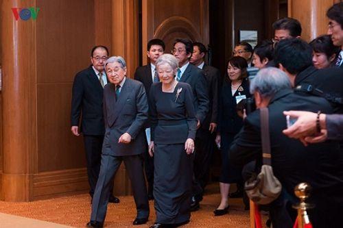 Toàn cảnh chuyến thăm Việt Nam của Nhà vua và Hoàng hậu Nhật Bản - Ảnh 9
