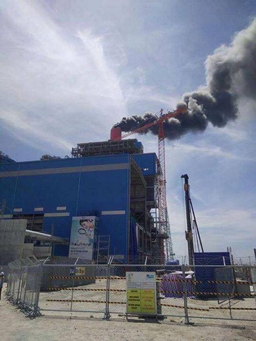 Vụ nổ tại nhà máy Nhiệt điện Vĩnh Tân 4: EVN công bố nguyên nhân ban đầu - Ảnh 1