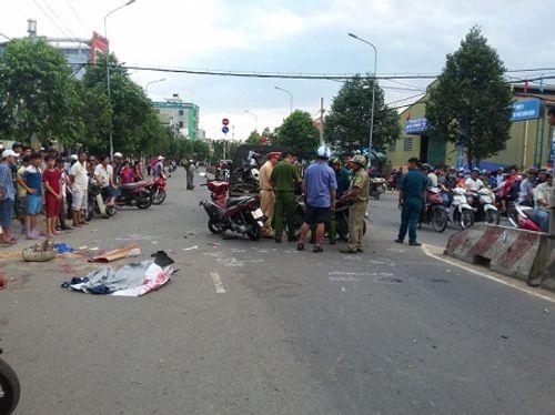Tai nạn giao thông mới nhất