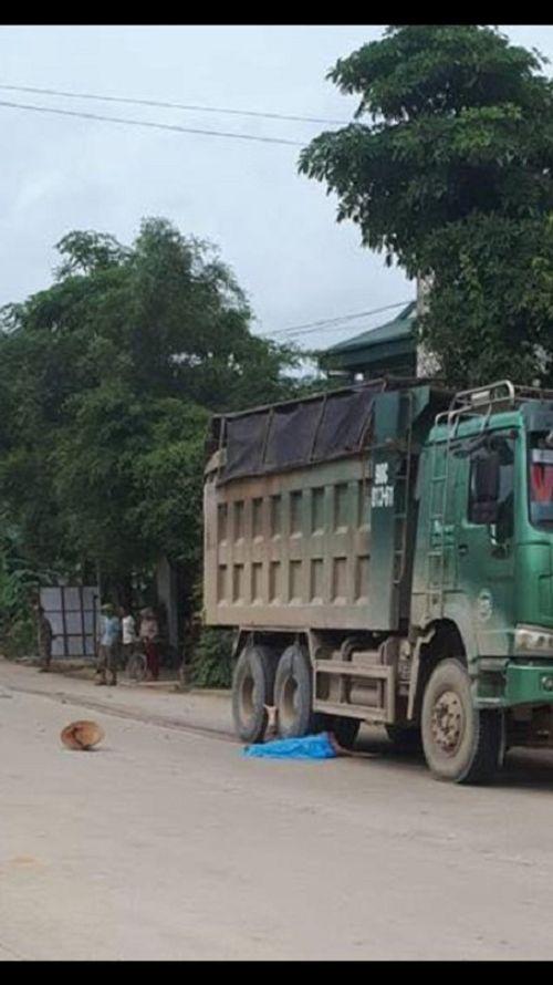 Xe tải chở đất gây tai nạn nghiêm trọng khiến 1 người tử vong