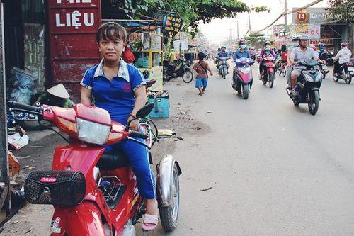 Chuyện tình đẹp như phim của cặp đôi tí hon bán vé số ở Sài Gòn - Ảnh 6