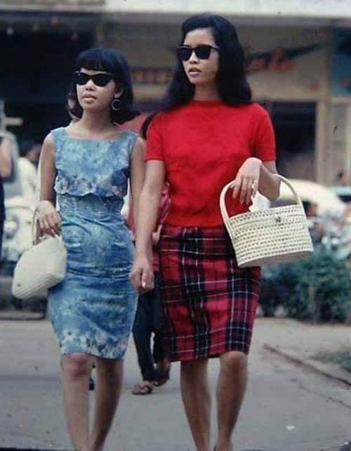 Trầm trồ xem quý ông sành điệu trên phố Sài Gòn xưa - Ảnh 2