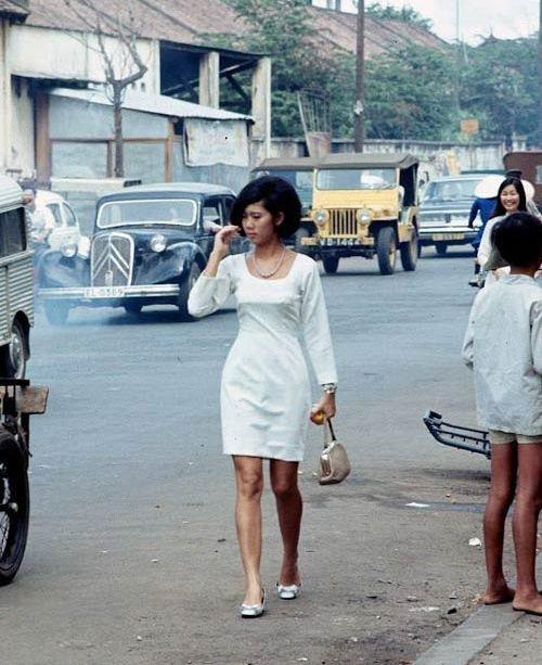Trầm trồ xem quý ông sành điệu trên phố Sài Gòn xưa - Ảnh 3