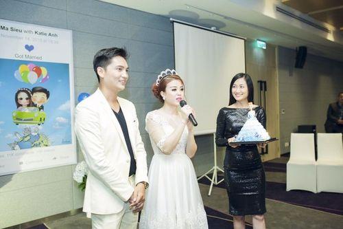 Cặp đôi Sài Thành nhảy múa, tặng trăm triệu cho khách dự đám cưới - Ảnh 5