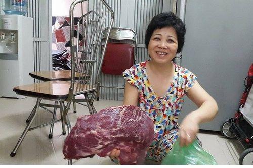 Cách phân biệt thịt bò khô làm giả từ thịt lợn, phổi lợn - Ảnh 1