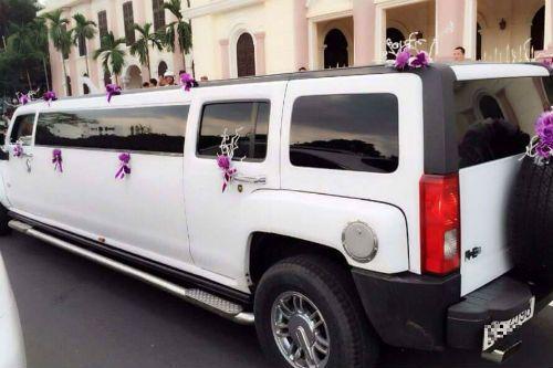 """""""Choáng"""" với màn rước dâu bằng siêu xe khủng ở Nam Định - Ảnh 1"""