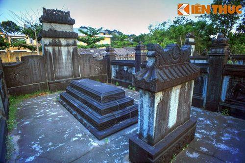 Tận mục mộ đá cổ tuyệt đẹp của đại địa chủ Bến Tre - Ảnh 5