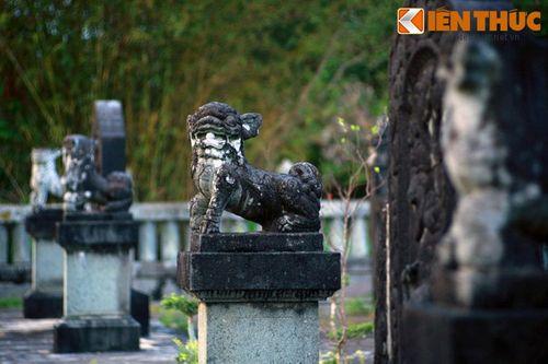 Tận mục mộ đá cổ tuyệt đẹp của đại địa chủ Bến Tre - Ảnh 6