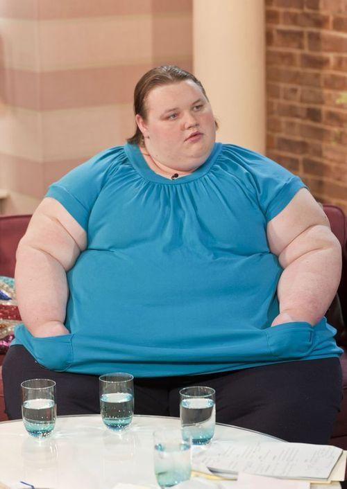 Cô gái béo nhất nước Anh tìm được nửa kia nhờ... giảm cân - Ảnh 2