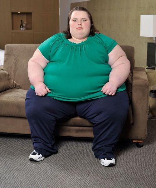 Cô gái béo nhất nước Anh tìm được nửa kia nhờ... giảm cân - Ảnh 3