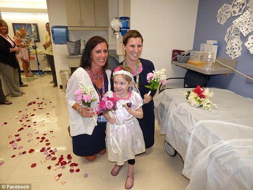 Xúc động: Nam y tá 29 tuổi quyết định cưới bệnh nhân 4 tuổi - Ảnh 3