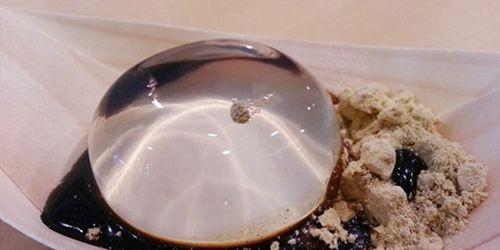 Chiếc bánh hình giọt nước khiến giới trẻ mê mẩn - Ảnh 1