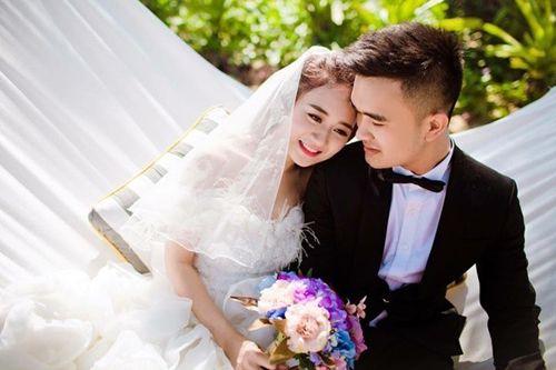 Chuyện tình cặp đôi đeo nhiều vàng trong đám cưới gây xôn xao - Ảnh 2