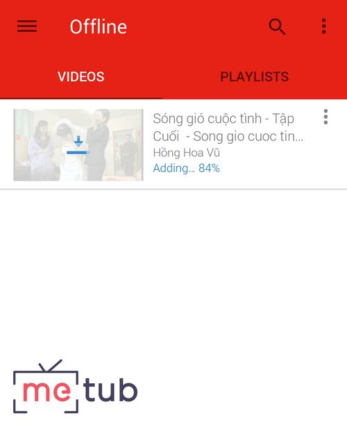 Đứt cáp, không có wifi vẫn xem được video trên YouTube - Ảnh 4