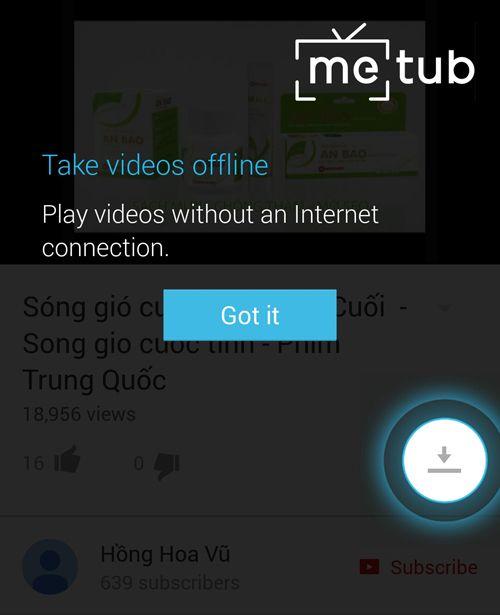 Đứt cáp, không có wifi vẫn xem được video trên YouTube - Ảnh 1