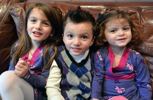 Hạnh phúc của bé gái 5 tuổi chuyển giới - Ảnh 8