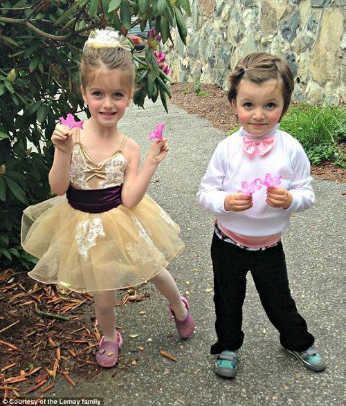 Hạnh phúc của bé gái 5 tuổi chuyển giới - Ảnh 6
