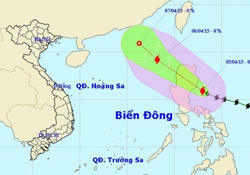 Tối nay bão Maysak vào Biển Đông: Theo dõi chặt, chủ động ứng phó - Ảnh 2