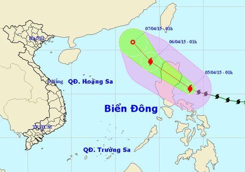 Tối nay bão Maysak vào Biển Đông: Theo dõi chặt, chủ động ứng phó - Ảnh 3