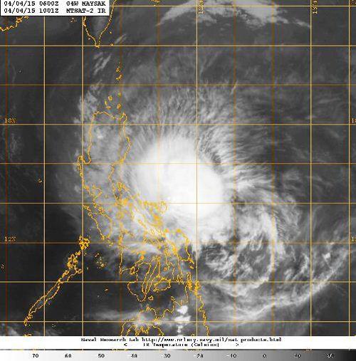 Tối nay bão Maysak vào Biển Đông: Theo dõi chặt, chủ động ứng phó - Ảnh 4