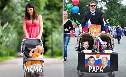 """Cười """"té ghế"""" sự khác biệt giữa cách trông con của bố và mẹ - Ảnh 3"""
