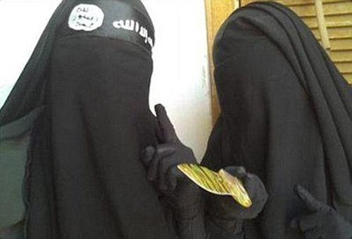 Phiến quân IS biến cô dâu thánh chiến thành bom di động - Ảnh 3