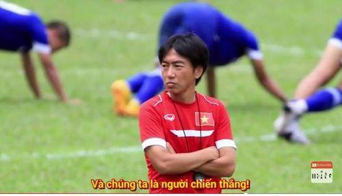 """Cộng đồng mạng hào hứng với """"Đường đến vinh quang!!!"""" cổ vũ U23 Việt Nam - Ảnh 1"""