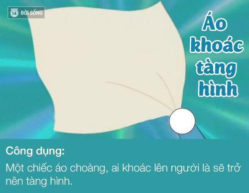 Nếu có những bảo bối thần kỳ của Doraemon, bạn sẽ làm gì? - Ảnh 8