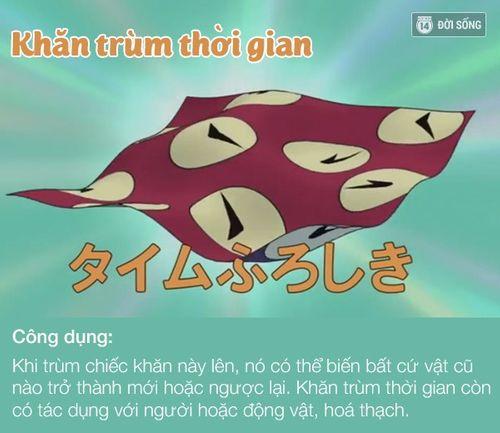 Nếu có những bảo bối thần kỳ của Doraemon, bạn sẽ làm gì? - Ảnh 5