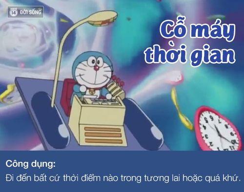 Nếu có những bảo bối thần kỳ của Doraemon, bạn sẽ làm gì? - Ảnh 1